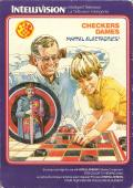 Checkers Intellivision Front Cover