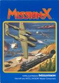 Mission X Intellivision Front Cover