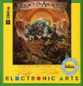 Legacy of the Ancients Commodore 64 Front Cover