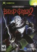 The Legacy of Kain Series: Blood Omen 2 Xbox Front Cover