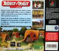 Asterix and Obelix Take on Caesar PlayStation Back Cover
