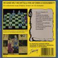Battle Chess Commodore 64 Back Cover