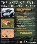 Real War: Rogue States Windows Back Cover