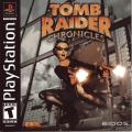 Tomb Raider: Chronicles PlayStation Front Cover