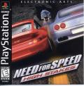 Need for Speed: High Stakes PlayStation Front Cover
