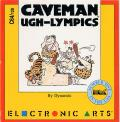 Caveman Ugh-Lympics Commodore 64 Front Cover