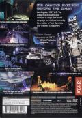 The Terminator: Dawn of Fate PlayStation 2 Back Cover