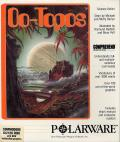 Oo-Topos Commodore 64 Front Cover