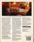 Ballyhoo Commodore 64 Back Cover