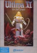 Ultima VI: The False Prophet DOS Front Cover Signed by Denis Loubet & Lord British