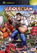 Serious Sam Xbox Front Cover