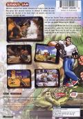 Serious Sam Xbox Back Cover