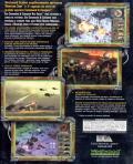 Command & Conquer: Tiberian Sun Windows Back Cover