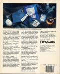 Spellbreaker Commodore 64 Back Cover