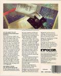 Cutthroats Commodore 16, Plus/4 Back Cover