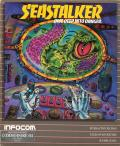 Seastalker Commodore 64 Front Cover