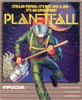 Planetfall Commodore 64 Front Cover