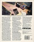 Hollywood Hijinx Commodore 64 Back Cover