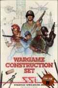 Wargame Construction Set Commodore 64 Front Cover