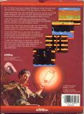 Pitfall II: Lost Caverns Commodore 64 Back Cover