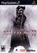 Blade II PlayStation 2 Front Cover