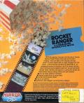Rocket Ranger Commodore 64 Back Cover