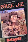 Bruce Lee Commodore 64 Front Cover