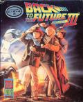 Back to the Future Part III Commodore 64 Front Cover