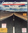 Test Drive II Scenery Disk: California Challenge Commodore 64 Front Cover