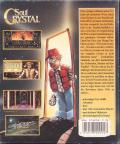 Soul Crystal Commodore 64 Back Cover