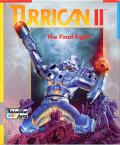 Turrican II: The Final Fight Commodore 64 Front Cover