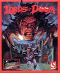 Lords of Doom Commodore 64 Front Cover