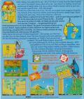 The New Zealand Story Amiga Back Cover