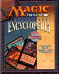 Magic: The Gathering - Interactive Encyclopedia Windows Front Cover