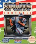 TV Sports: Football Commodore 64 Front Cover