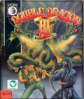 Double Dragon III: The Sacred Stones Commodore 64 Front Cover