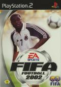 FIFA Soccer 2002 PlayStation 2 Front Cover