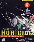 SFPD Homicide / Case File: The Body in the Bay Macintosh Front Cover