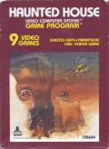 Haunted House Atari 2600 Front Cover