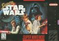 Super Star Wars SNES Front Cover