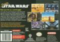 Super Star Wars SNES Back Cover