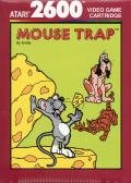 Mouse Trap Atari 2600 Front Cover