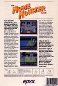 The Movie Monster Game Apple II Back Cover