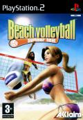 Summer Heat Beach Volleyball PlayStation 2 Front Cover