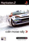 Colin McRae Rally 3 PlayStation 2 Front Cover