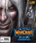 Warcraft III: The Frozen Throne Macintosh Front Cover