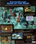 Warcraft III: The Frozen Throne Macintosh Back Cover