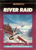 River Raid Intellivision Front Cover