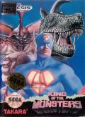 King of the Monsters Genesis Front Cover