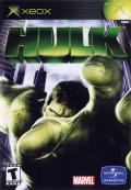 Hulk Xbox Front Cover